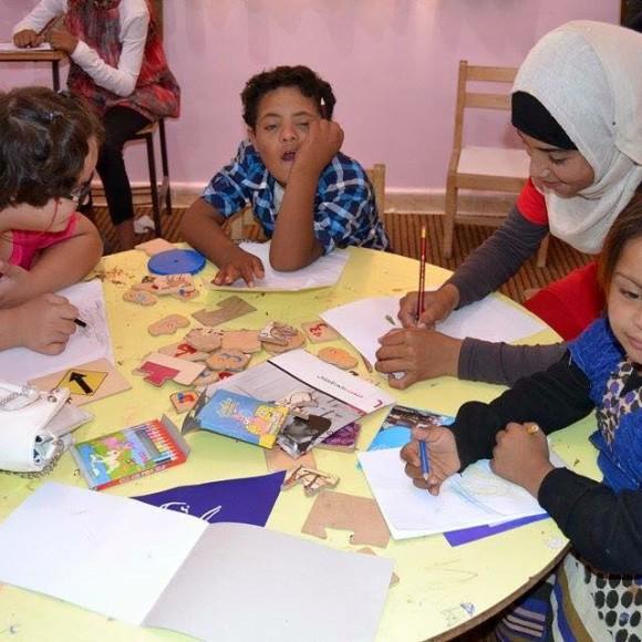 زيارة جمعية رعاية الطفل